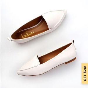 Lulus loafers